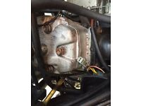 Cagiva mk2 engine 125cc