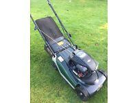 Hayter 41 Sprint Self Propelled Petrol Lawnmower