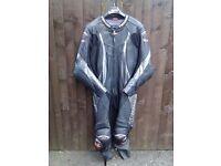 Teknic motorcycle leathers