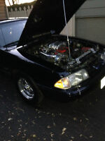 1988 Ford Mustang Fox Body Hatchback