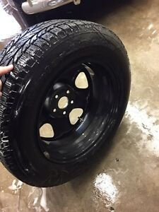 Winter tires and Rims package Peterborough Peterborough Area image 3