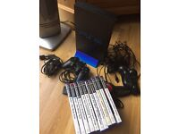 Sony PlayStation 2 console and games, Star Wars, Lego games