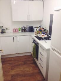 Double room in friendly North Laines house-share