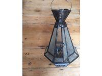 Moroccan Lampshade/ Lantern