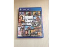 [New/Sealed] GTA 5 PS4