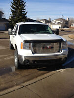 REDUCED -2007 GMC Sierra 2500HD 4x4, auto, extended cab