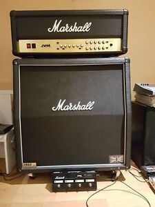 Marshall JVM 210H / 1960A Lead half stack