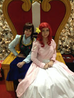 DISNEY Princess Birthday Parties! FROZEN TANGLED LITTLE MERMAID