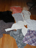 Name Brand 14 Maternity Clothing Tops & Pants - X small, Small