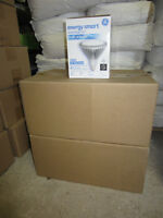 GENERAL ELECTRIC REDUCE GLARE LED BULBS - 14 WATTS - NEW!