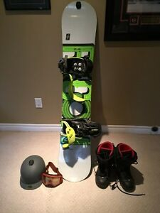 Snowboard and gear!! Very cheap