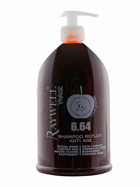 Farbshampoo Reflex Shampoo Pigment Farb Auffrischer Schutz Haar Tönungsshampoo