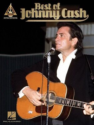Best of Johnny Cash Sheet Music Guitar Tablature Book NEW 000691079 on Rummage