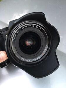 Fuji Fujinon 16mm f1.4 WR