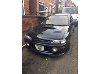1995 Subaru Impreza WRX classic import