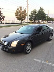 2008 FORD FUSION SE LOADED•LEATHERS•SUNROOF