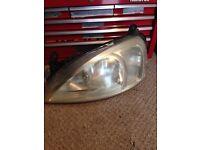 Corsa c nsf headlight
