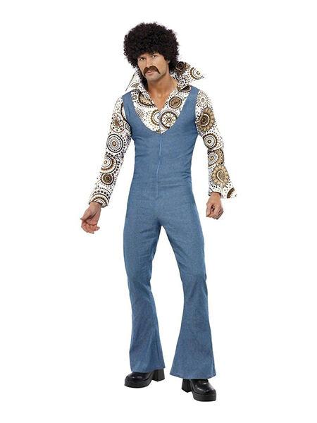 Smiffys 1970s Disco Costume