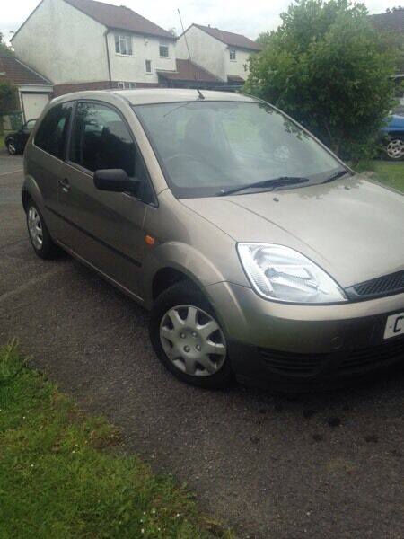 Ford Fiesta finesse. REDUCED MUST SELL
