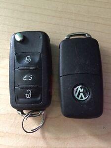 VW key fob