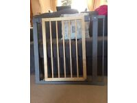Mothercare extendable stair gate