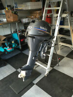 Yamaha 20 HP 4 Stroke Outboard with Electric Start & Power Trim