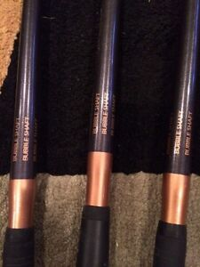 TaylorMade Bubble Shafts 1, 3, and 5 Windsor Region Ontario image 2