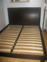 Structube Queen Size Bed