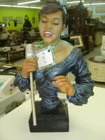 new arrival--collectible heavy beautiful musical statues