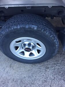 """Used Tires LT 265/7/17"""""""