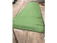 Fake grass/ Astro turf / small garden