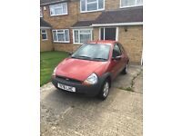 Ford KA - Low Mileage - Valid MOT - Great first car