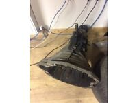 Ford Transit 2.5D smiley gearbox