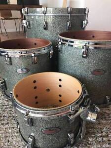 Pearl Reference Series Drums Drum Kit - 4 Piece - Granite Sparkle Cottesloe Cottesloe Area Preview