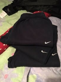 Three Pairs Nike tracksuit bottoms