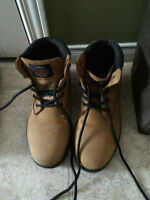 Work Boots size 8.5