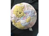 Winnie poo pillow