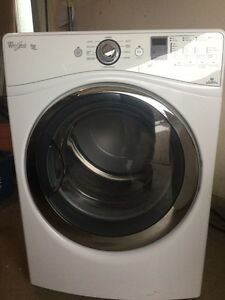 Whirlpool Duet Washer and New Steam Dryer