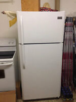 Fridge & Stove for sale.