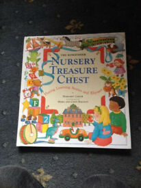 The Kingfisher Nursery Treasure Chest Book
