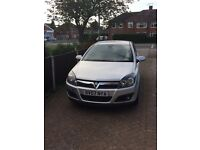 Vauxhall Astra 1.6 Design 2007, 67k 2 owners
