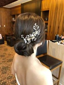 Wedding belt and hair accessory