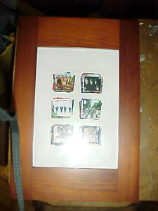 Beatle Stamps from Royal Mail UK