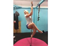 Pole dancing fitness! Beginners welcome!