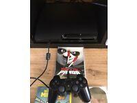 PS3 300GB with bonus items