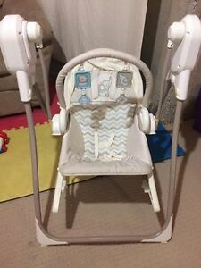 FIsher Price 3 in 1 swing and toddler seat Oakville / Halton Region Toronto (GTA) image 1