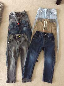 Boys next jeans age 2-3