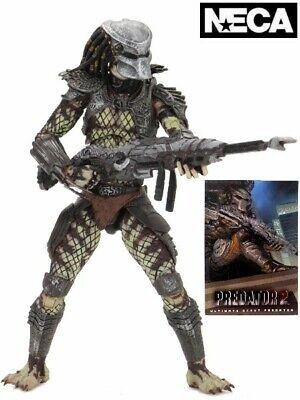 Neca Predator 2 Ultimate Scout Predator 7 Inch Scale Action Figure New In Stock