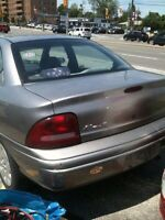 1998 Plymouth neon in good condition.