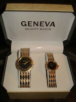 MATCHING HIS AND HERS WATCHES